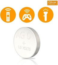 AG0, Coin Battery, Button Cell, 1.5 Volt, Generic image 2