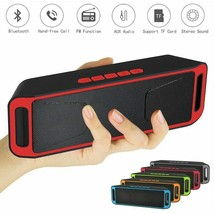 Stereo Surround Bluetooth Speaker Receiver Super Bass Wireless Speakers ... - $17.22 CAD+