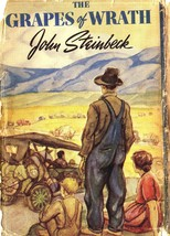 The Grapes of Wrath By John Steinbeck (1939) - $30.00