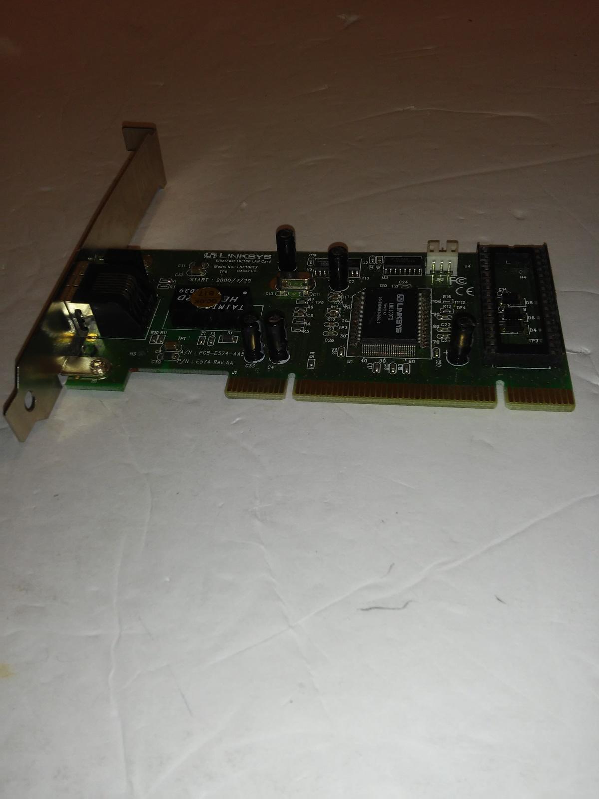 LNE100TX V4 DESCARGAR CONTROLADOR