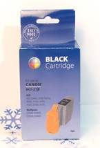 Canon BCI-21B Black Ink Cartridge New Sealed Expired - $6.26