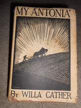My Antonia by Willa Cather-1946 Hardbound Edition - $10.00