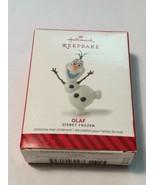 NEW Hallmark Keepsake Ornament Olaf Frozen Disney Snowman Christmas 2014... - $13.95