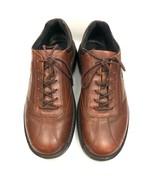 $180 ECCO Lace Up  Brown Leather Oxfords Shoes Mens Size 44 EU   10 US - $45.60