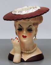 Napco Ware Head Vase - $35.00