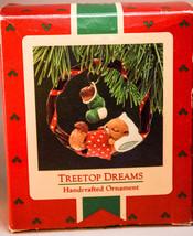 Hallmark: Treetop Dreams - 1987 Classic - Keepsake Ornament - $10.29