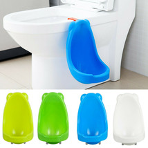 Children Toddler Standing Potty Toilet Urinal Baby Bathroom Hanging Pee ... - $10.99