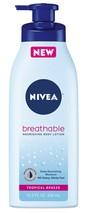 Nivea Breathable Body Lotion, Tropical Breeze, 13.5 Oz - $11.95