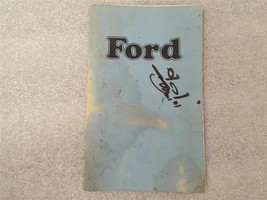 FORD PASS 1974 Owners Manual 15839 - $16.82