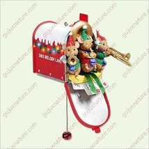 Mailbox Melodies 2005 Hallmark Keepsake Ornament QLX7632 - $26.21