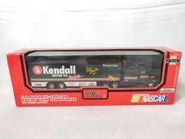 Racing Champions Bobby Hamilton 1995 NASCAR Kendall Motor Oil 1:64 Transporter - $30.00