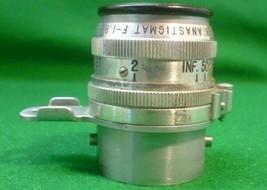 Kodak Anastigmatic F= 1.9 25MM Lens Vintage Pre owned - $74.99