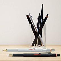 rOtring 800 Retractable Ballpoint Pen Medium Point Black w/Tracking# Japan New image 5