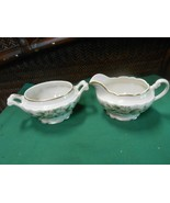 "Beautiful JACKSON Cina ""Featherweight""  CREAMER & FREE Sugar (no lid) - $7.51"