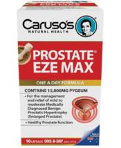 Carusos Natural Health Prostate Eze Max 90 Capsules - $159.99