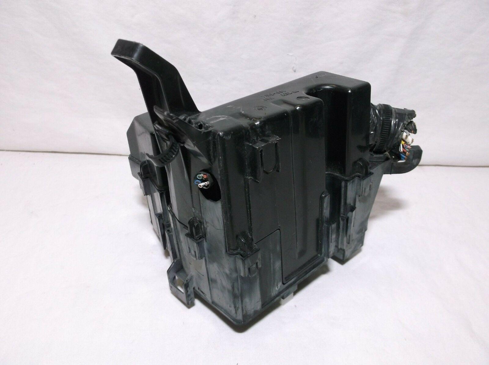 08-09-10-11-12-13-14-15 SCION XB/ ENGINE BAY/ FUSE/ RELAY ...