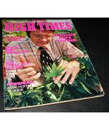 HIGH TIMES MAGAZINE Feb 1982 Abbie Hoffman LADY by Bruce Jay Friedman Co... - $17.99