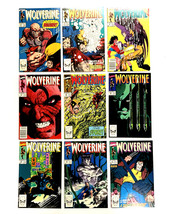 Marvel comics Comic Books Wolverine #18-26 - $39.00