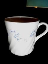 Corelle Blue Fluer Cup Mug Set of 4  - $12.43