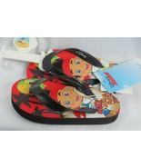 Flip Flops Disney Jake The Pirate Toddler Boys Sandals Flip Flops Size 7 - $5.97