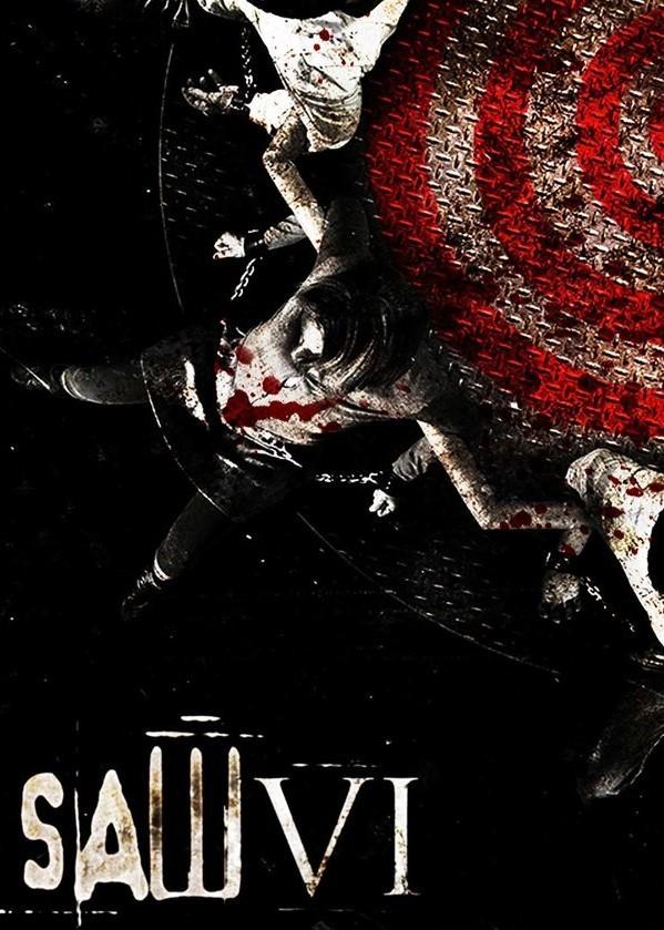 Saw 6 poster by lukeh01 dc0avjg