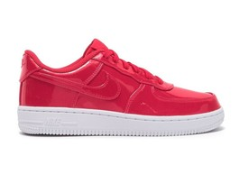 Nike Air Force 1 LV8 UV (PS) Siren Red Girls Athletic Sneakers AO2287 600 - $59.95