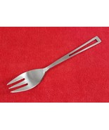 Salad Fork Aperto by Supreme Cutlery Towle Japan 18-8 Stainless Flatware... - $18.81