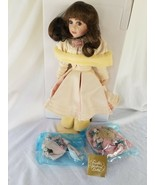 Franklin Heirloom Dolls - Catherine in the Spring - $19.55