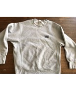 Vintage rare  Sam Adams beer sweatshirt Thick Reverse Weave Cross Grain XL - $38.48