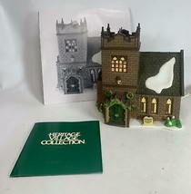 "Dept 56 Dickens Village Series/Heritage Village ""Sudbury Church"" 58322 - $34.64"