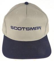 Scotsman Ice Maker Systems Snapback Cap Hat Vernon Hills IL - $23.26