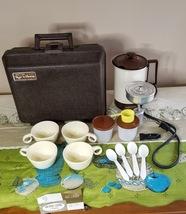 Vintage  Kar 'n Home Coffeemaker Travel Kit by Empire c. 1975 - $39.00