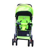DOUBLE Stroller NEON  Baby Strollers BEBELOVE 2 Seats Multiple Multi Twi... - $89.99