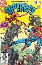 DC THE NEW ADVENTURES OF SUPERBOY #42 VF/NM - $2.29
