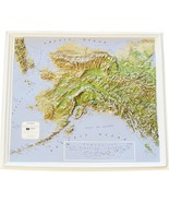 Relief map alaska thumbtall