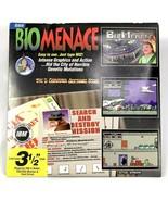 "VTG Biomenace PC 3d Realms 3.5"" Floppy Disk Wiz Technology New Sealed - $20.02"