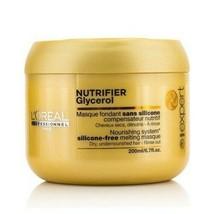 Loreal Nutirifier Glycerol Silicone-free Melting Masque 200ml / 6.7oz - $19.98