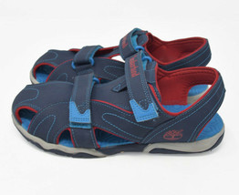 Timberland Mens Boys Sz 6 EU 39 Outdoor Performance Sports Sandals 1199A... - $40.30 CAD