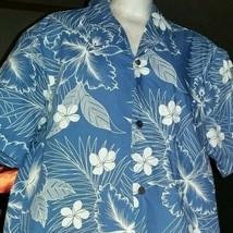 ROYAL CREATIONS Hawaiian Shirt Medium - $29.00