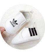 New Model 0-18M Baby Toddler Shoes White Color Walking Shoes A3185 - $16.99