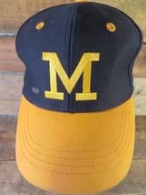 Michigan Wolverines Adjustable Snapback Youth Hat Cap - $8.90