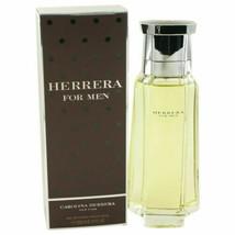 Herrera by Carolina Herrera, 6.7 oz EDT Spray for Men - $69.99