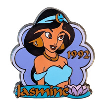 Aladdin Disney Lapel Pin: 100 Years of Dreams Jasmine - $16.90