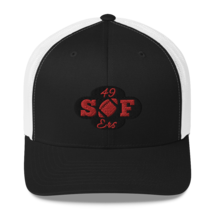 San Francisco Hat / 49ers Hat / Trucker Cap. image 6