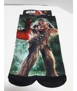 Planet Sox Disney Star Wars Chewbacca and Dart Varder socks boys 6-8 Po... - $5.93
