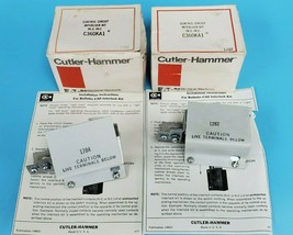 LOT OF 2 NIB EATON CUTLER-HAMMER C360KA1 INTERLOCK KITS 1NO/1NC SER. A1