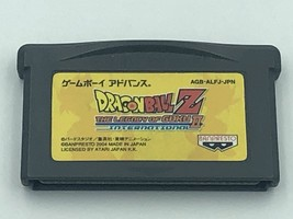 Dragon Ball Z: The Legacy of Goku II International Game Boy Advance Japa... - $22.99