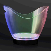 Rechargeable Remote LED Ice Bucket - $106.24