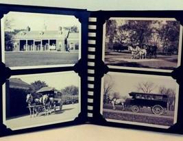 Vintage 1930's Greenfield Village Dearborn Michigan Photo Album (35 Total) - $80.00