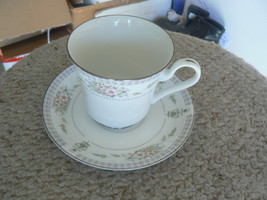 Mikasa cup and saucer (Hamilton) 2 available - $3.42